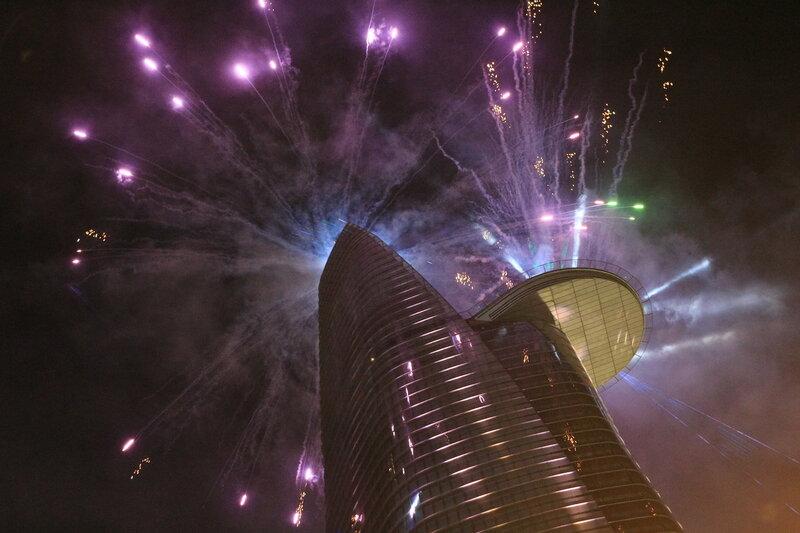 Новый год в Сайгоне