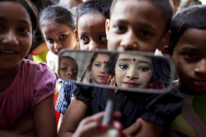 Дети в нашем жестоком мире на этой неделе