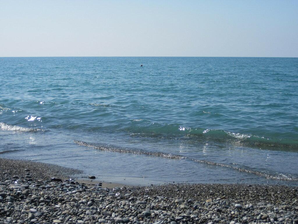 Чёрное море. Март