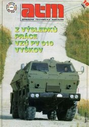 Журнал ATM 1993-10 (Armadni Technicky Magazin)