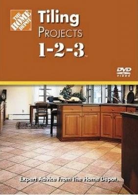 Проекты работы с плиткой / Tiling Projects 1-2-3  ( DVD5) 2008