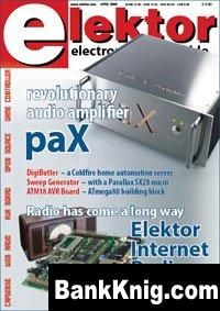 Журнал: Elektor Electronics №04 (April) UK, [2008, PDF, Eng]