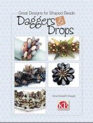 Книга Great Designs for Shaped Beads: Daggers & Drops