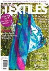 Журнал Down Under Textiles - Issue 6, 2011