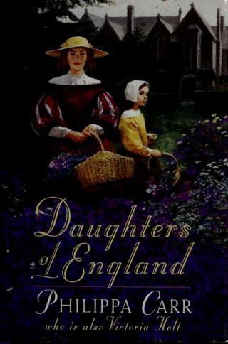 Книга Daughters of England
