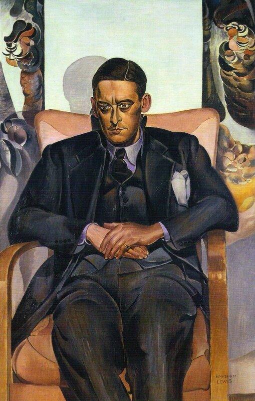 an analysis of ezra pound and ts eliot on modernism
