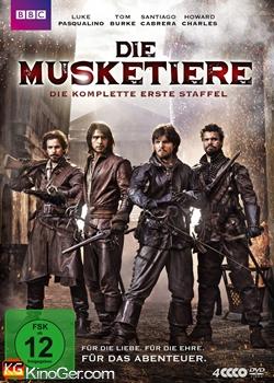Die Musketiere - Staffel 01-03 (2014)