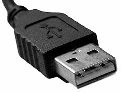 Рис. 3. USB-разъем на шнуре