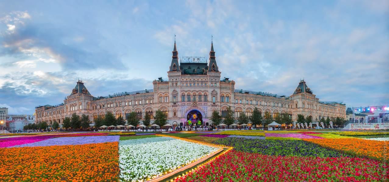 Красная Площадь, Собор Василия Блаженного
