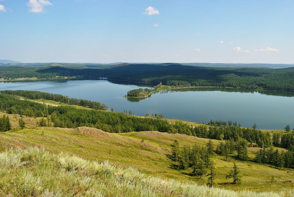 Озера Башкирии