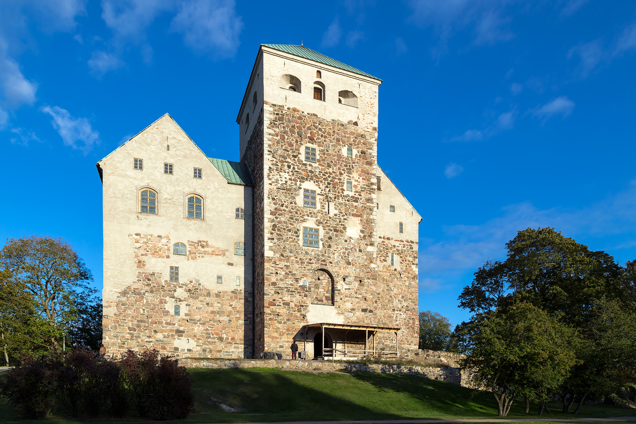 Крепость Турунлинна