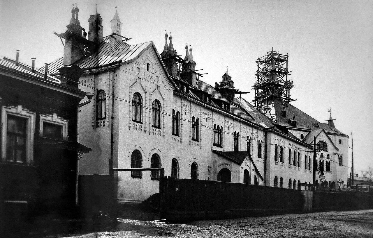 Улица Большая Покровская. Государственный банк
