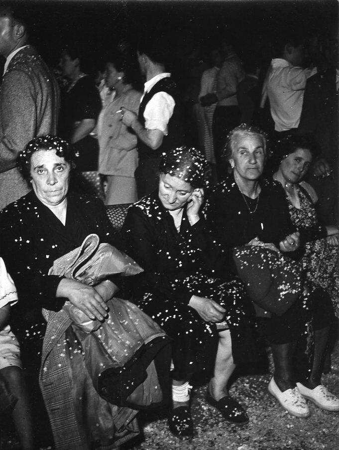1950. Вечеринка