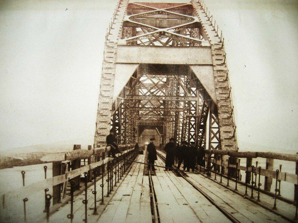 08. Постройка Белогорского моста