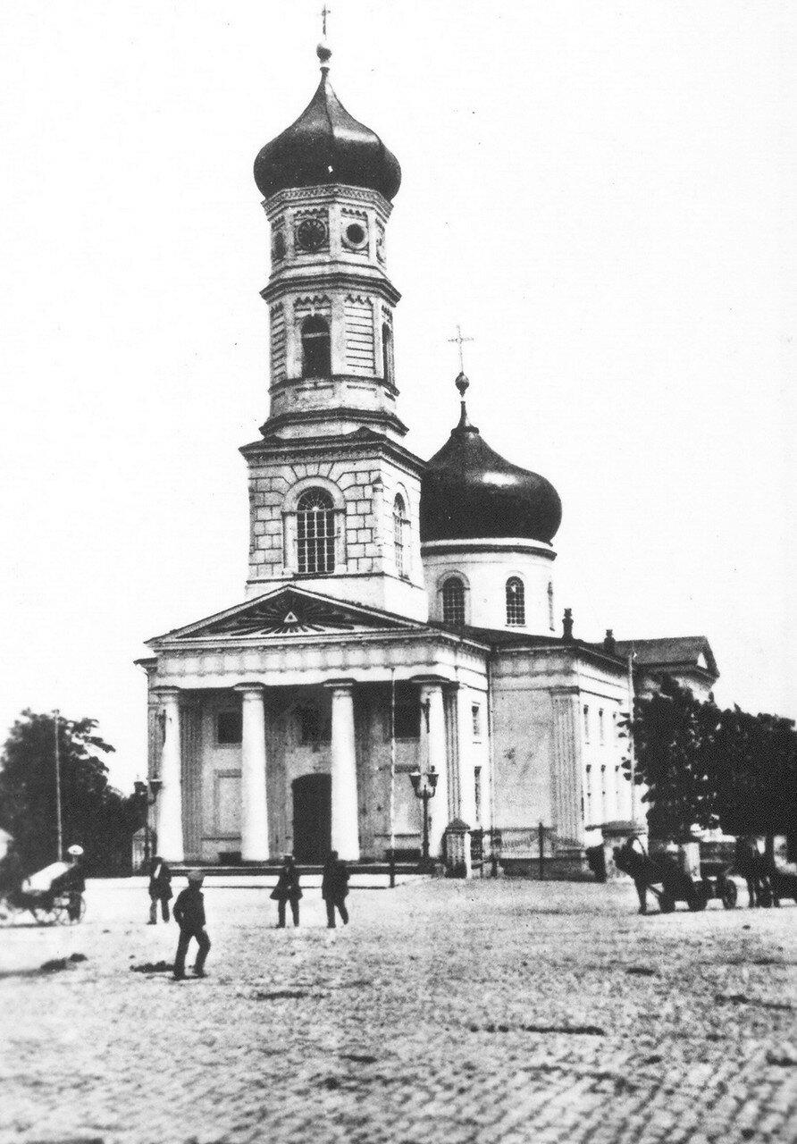 Собор Святого Харлампия. 1904
