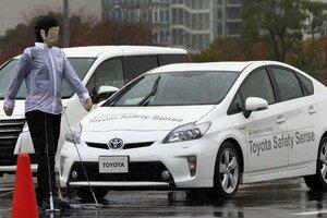 В 2015 году автомобили Toyota могут «общаться» между собой