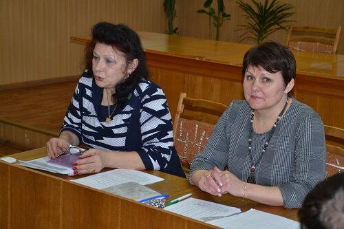 Заседание Совета Алатырской районной организации Профсоюза