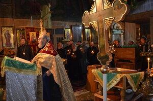 Întrunirea preoților din blagocinia Sîngerei