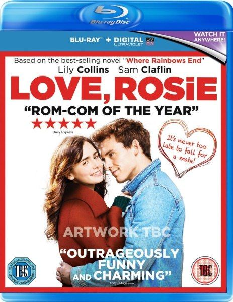� �������, ���� / Love, Rosie (2014) BDRip 720p + HDRip