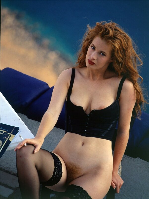 Christina Stieringer - German Playmate of the Month January 1991