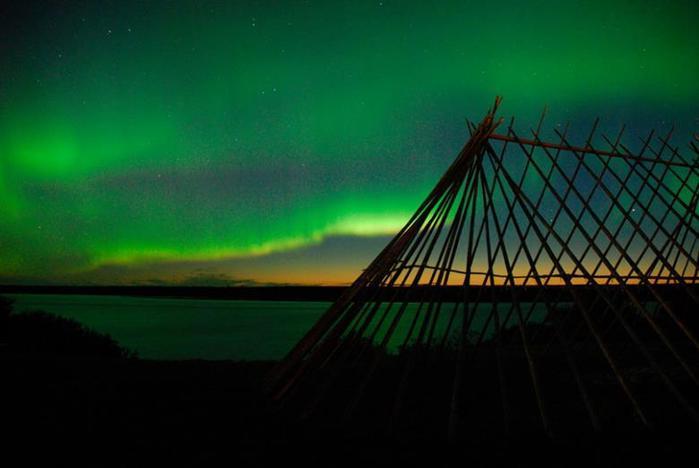 Красивые фотографии полярного сияния 0 10d600 89bc866d orig