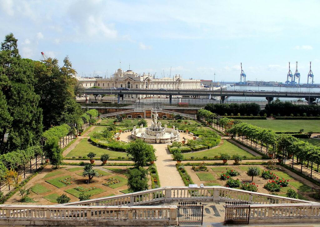 Jardim Palazzo Principe