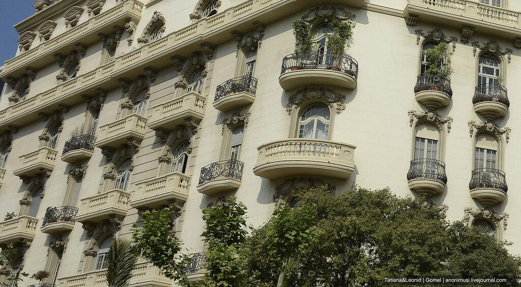 Барселона в мелочах. Испания