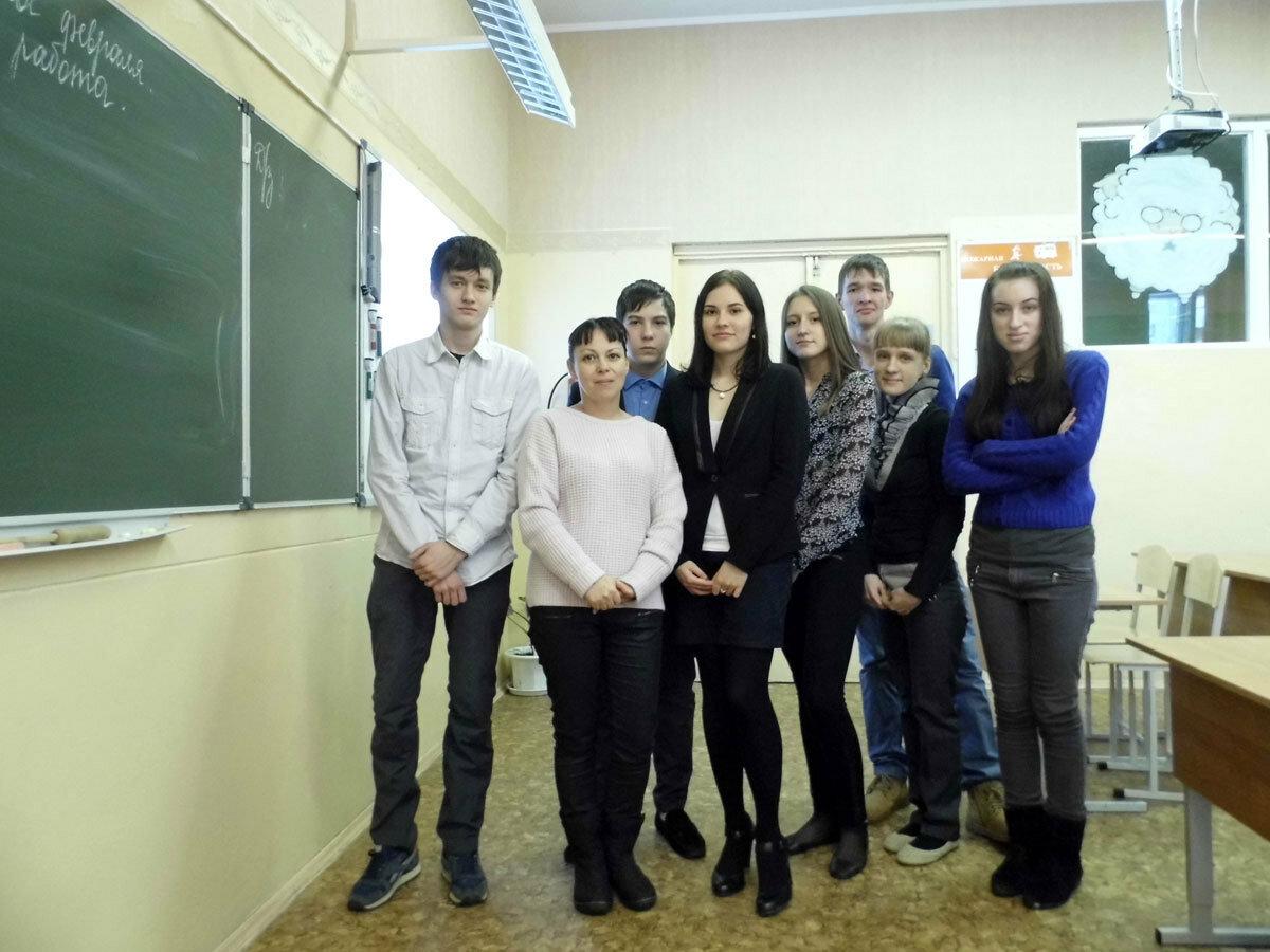 Молодежная тусовка с Марией Субботиной