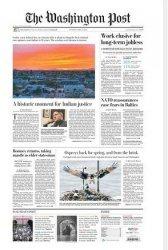 The Washington Post (19 April 2014)