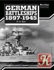 Книга German Battleships 1897-1945