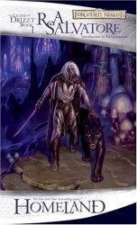 Книга Homeland: The Dark Elf Trilogy, Part 1 (Forgotten Realms: The Legend of Drizzt, Book I) (Bk. 1)