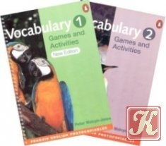 Vocabulary Games and Activities 1 & 2 (Penguin English Photocopiables)