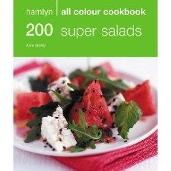 Книга 200 Super Salads (Hamlyn All Colour Cookbook)