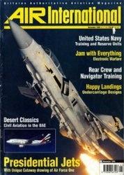 Журнал Air International 1999 №11   (v.57 n.5)