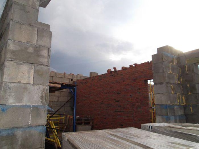 строительство капитального дома своими руками