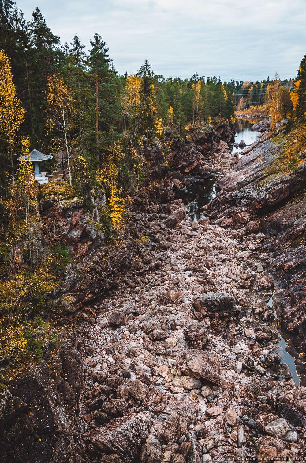 Imatrankoski, Imatra, Soumi, Finland, Vuoksa