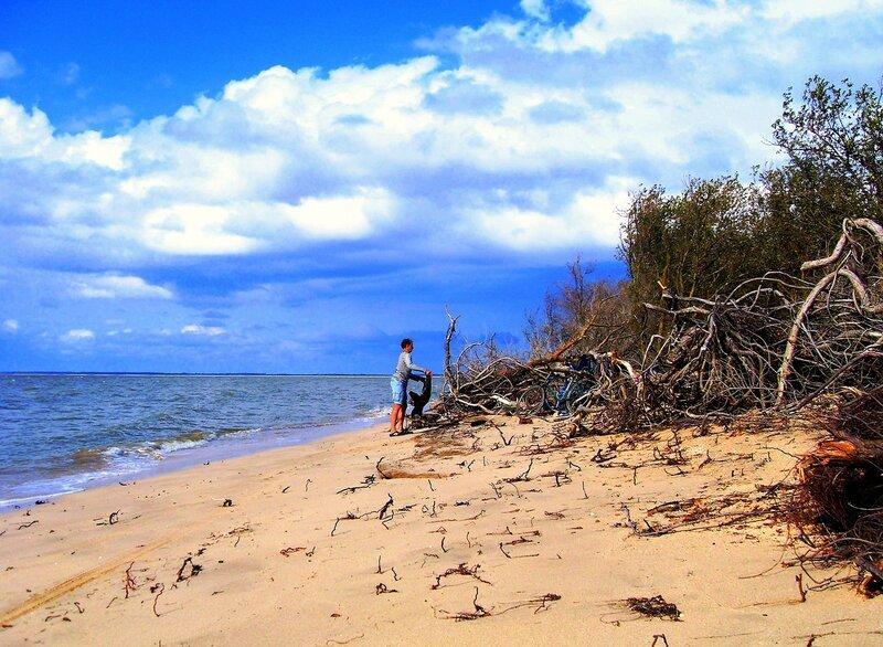 На берегу, в сентябре ... SDC14878.JPG