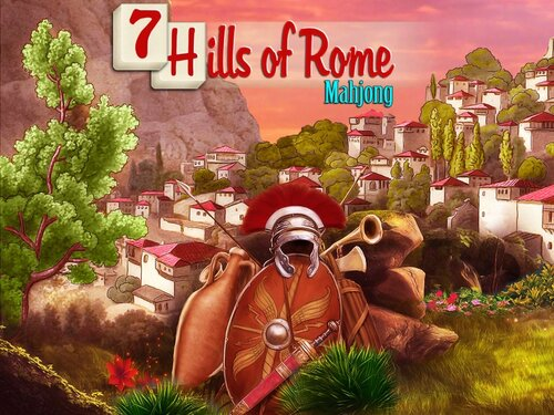 Download 7 Hills of Rome: Mahjong
