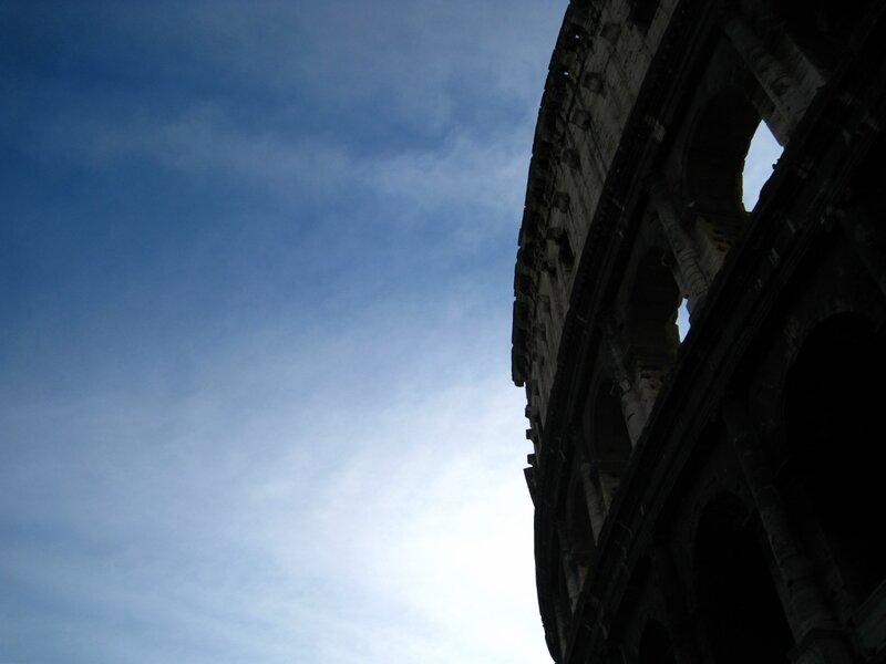 Римское небо