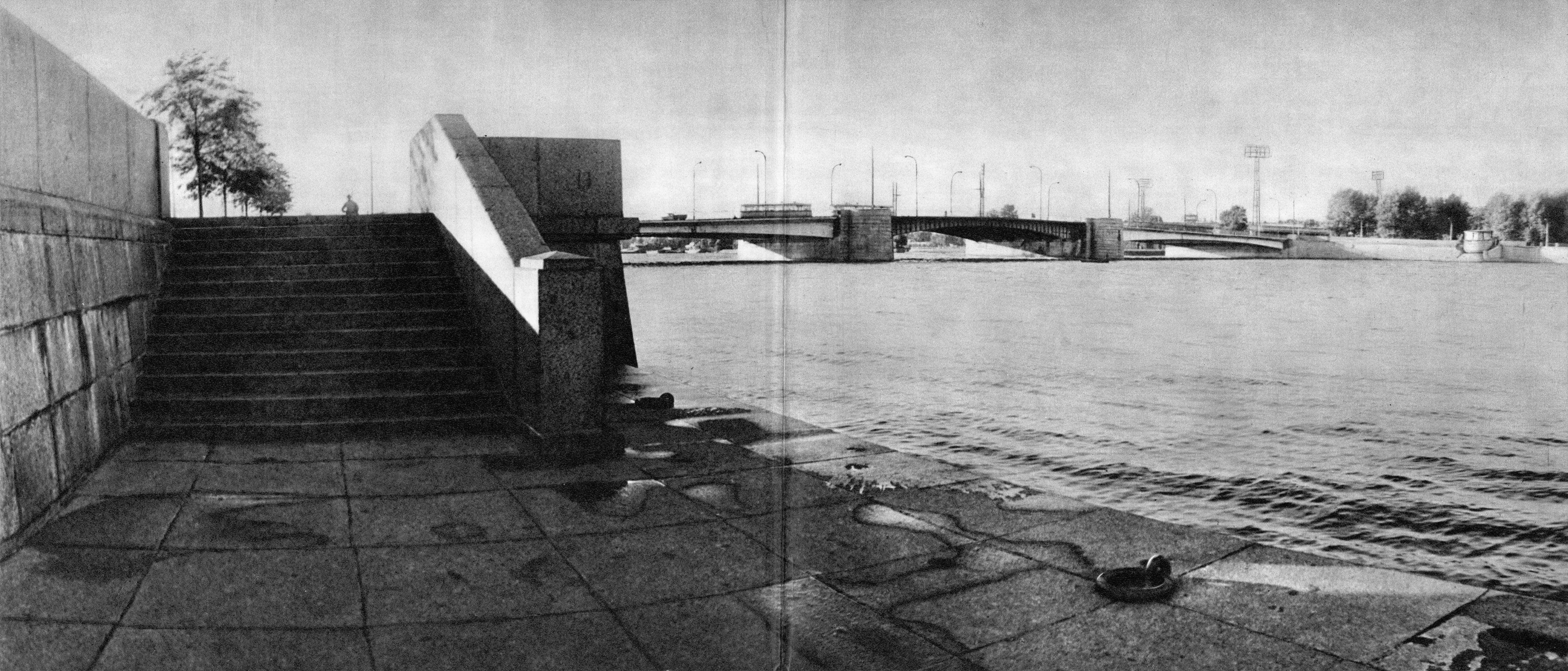 Тучков мост / Tuchkov Bridge