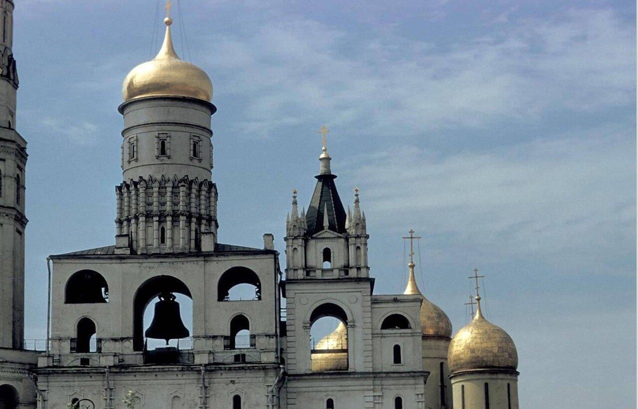 Кремль, Успенская звонница