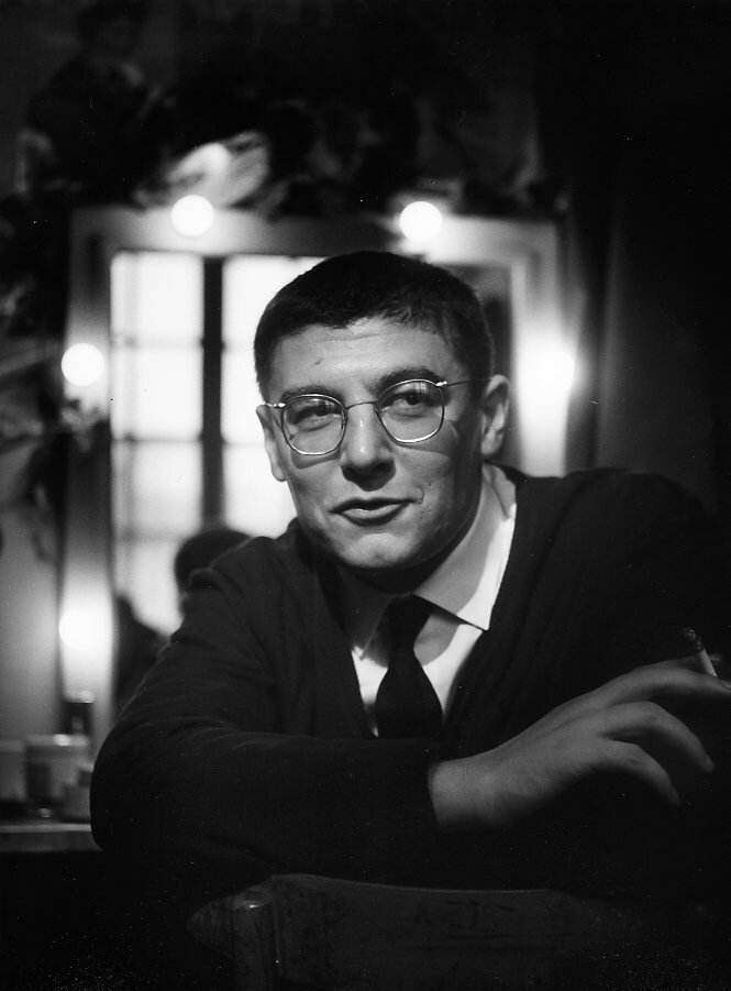 1960. Роже Планшон поставил Мертвые души  в Одеоне