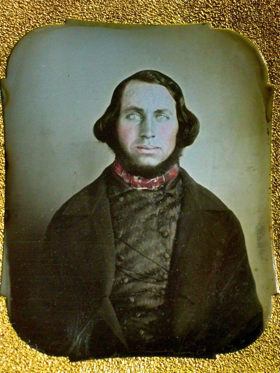 1845. Голубоглазый моряк