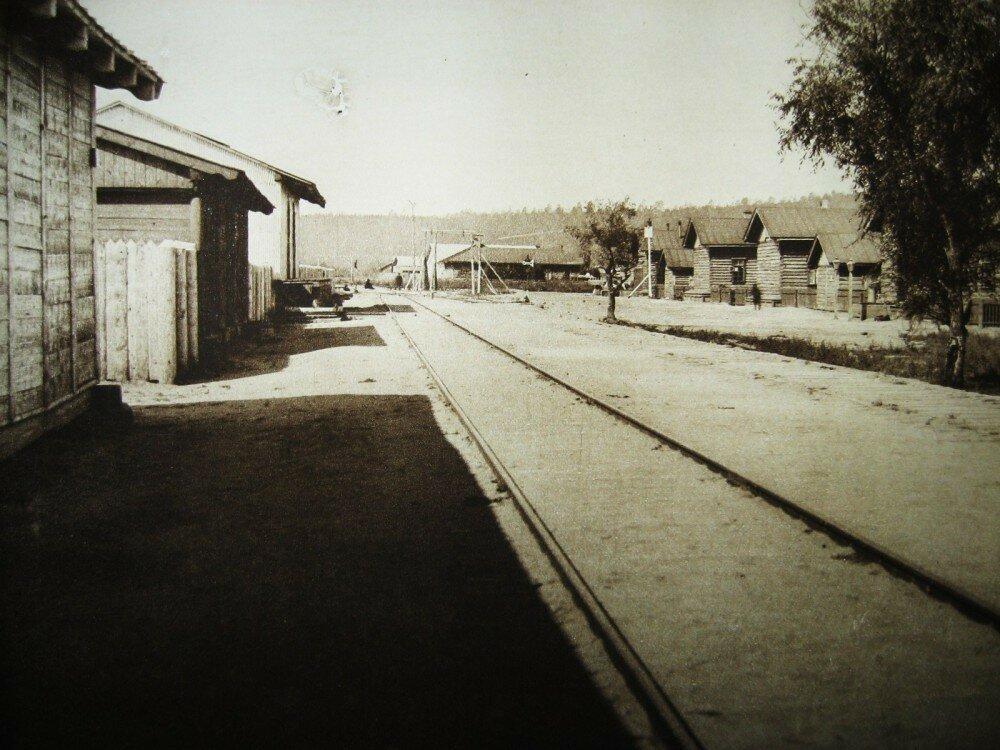 42. Станция Черняево