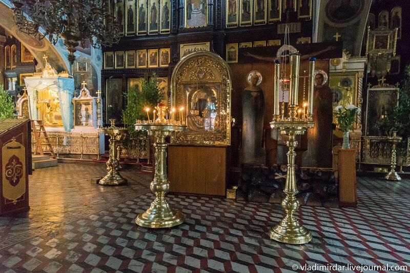 Храм в честь иконы Божьей Матери «Нечаянная радость» в Марьиной Роще