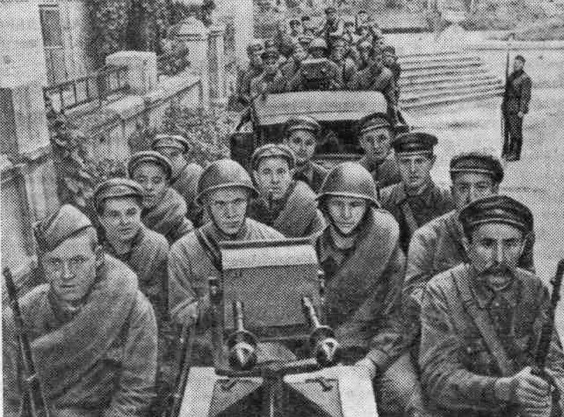 Оборона Киева, оккупация Киева