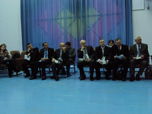 Участники Круглого стола 1-го Форума НКО