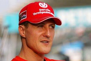 Михаэль Шумахер одержал очередную победу