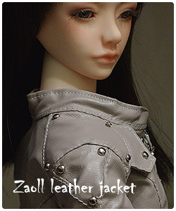 Zaoll leather jacket