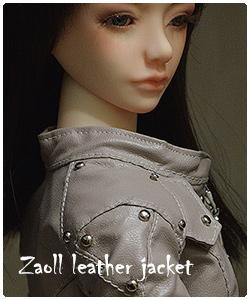 Zaoll leather jacket